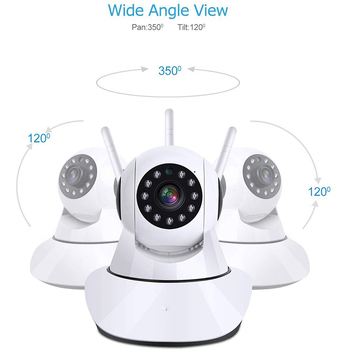 1080P New Baby Monitor HD Wireless Smart Audio CCTV Camera Home Security Video IP Cameras Network Surveillance Baby Camera WiFi 1