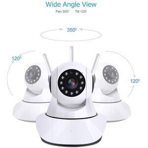 Image 2 - 1080P New Baby Monitor HD Wireless Smart Audio CCTV Camera Home Security Video IP Cameras Network Surveillance Baby Camera WiFi
