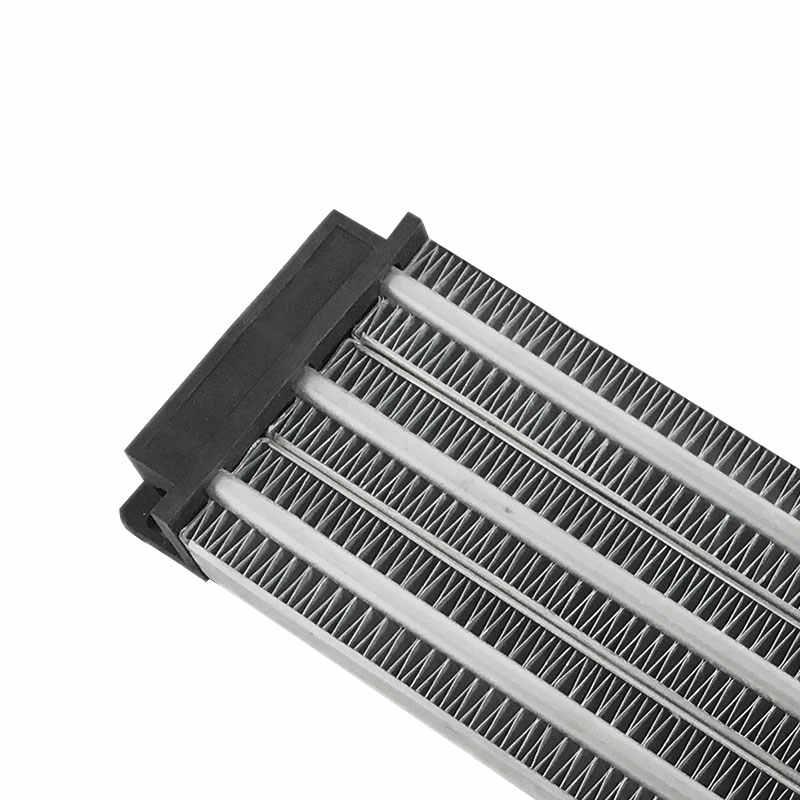 3000W ACDC 220V ПТК керамический нагреватель воздуха постоянная температура нагревательный элемент 380*76 мм
