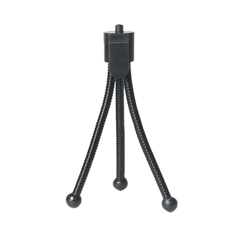 Мини Micro маленький штатив Портативный видео Камера раннего проектор, применяемый в образовании только пружинный металлический стеллаж для