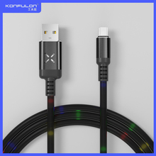 Typ C USB Kabel Handy USB Datenkabel Für Handy Dropshipping Micro Datenkabel 2,1 EINE Schnelle Lade kabel DC10,DC11