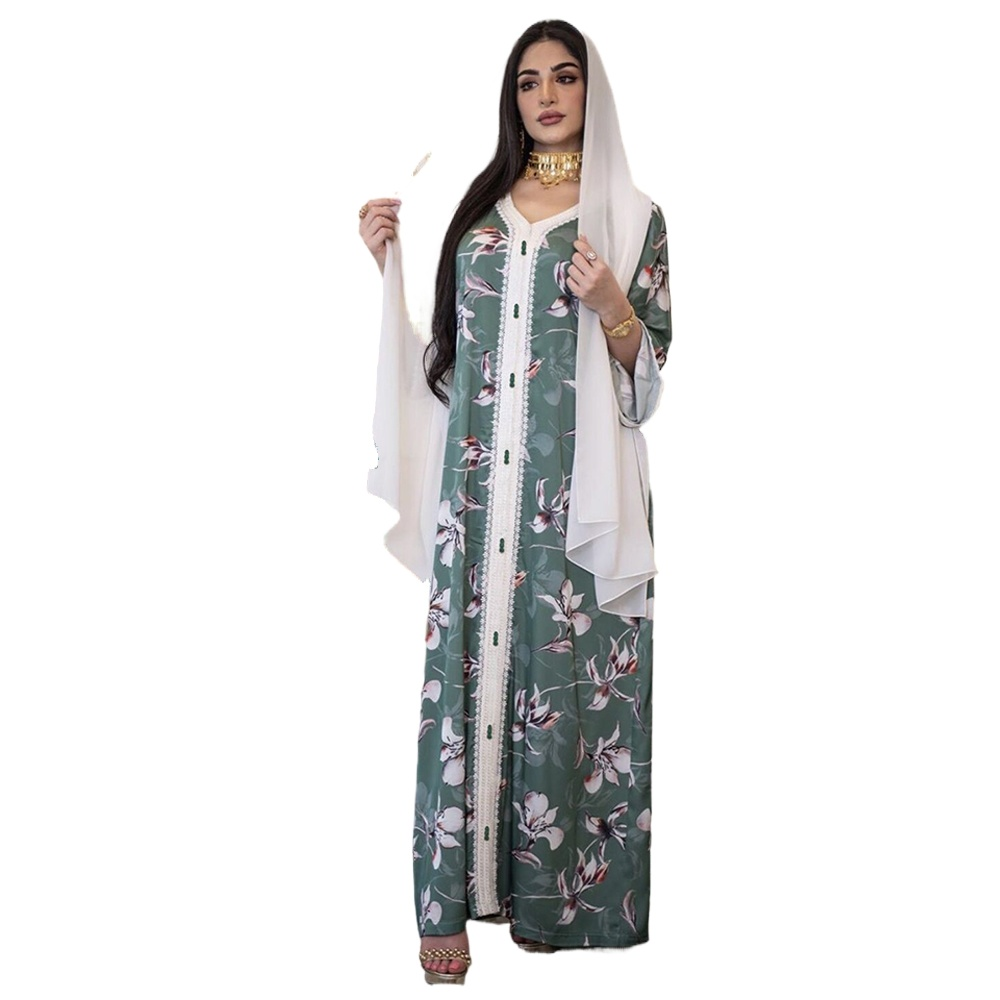 Abayas For Women Muslim Fashion Hijab Dress Robe Longue Musulman De Mode Satin Kaftan Dubai Abaya