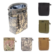 Pouch Military-Molle Tactical Hunting-Accessory-Tools Waist-Pack Nylon Outdoor Camouflage