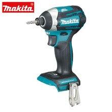 Makita dtd154z dtd154rte dtdrfe 18 v lxt sem escova de lítio 3 estágios sem fio motorista de impacto T MODE