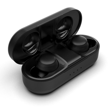 купить TWS Bluetooth 5.0 Bluetooth Earphone Wireless Headphones True wireless Stereo Handsfree 3D HIFI Sport Earbuds for Phone With Mic дешево