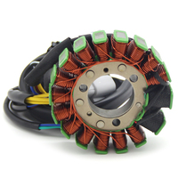 motorcycle stator coil for Honda ATV TRX450R Sportrax 450 R 2004 2005 31120 HP1 003 Accessories
