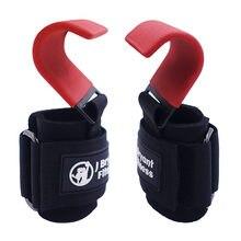 Gym Haken Gewichte Hanteln Gewichtheben Sport Handschuhe Unterstützung Für Barbell Musculation Fitness Heavy Duty Bodybuilding Deadlifts
