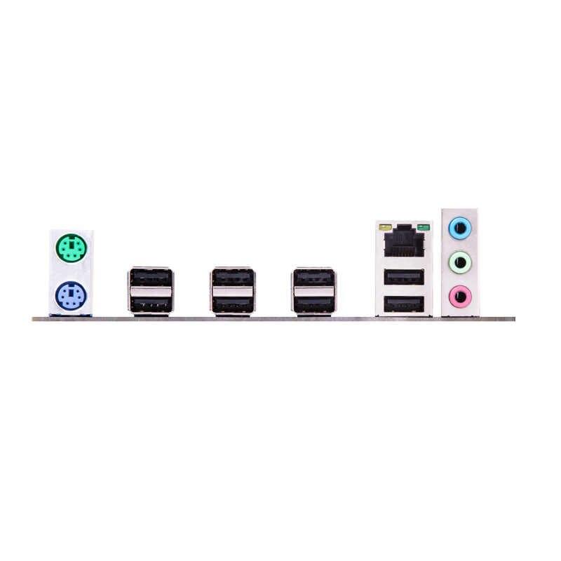 HUANANZHI X79 4M материнская плата LGA 2011 PS2 USB2.0 SATA2 поддержка памяти REG ECC и процессор Xeon E5