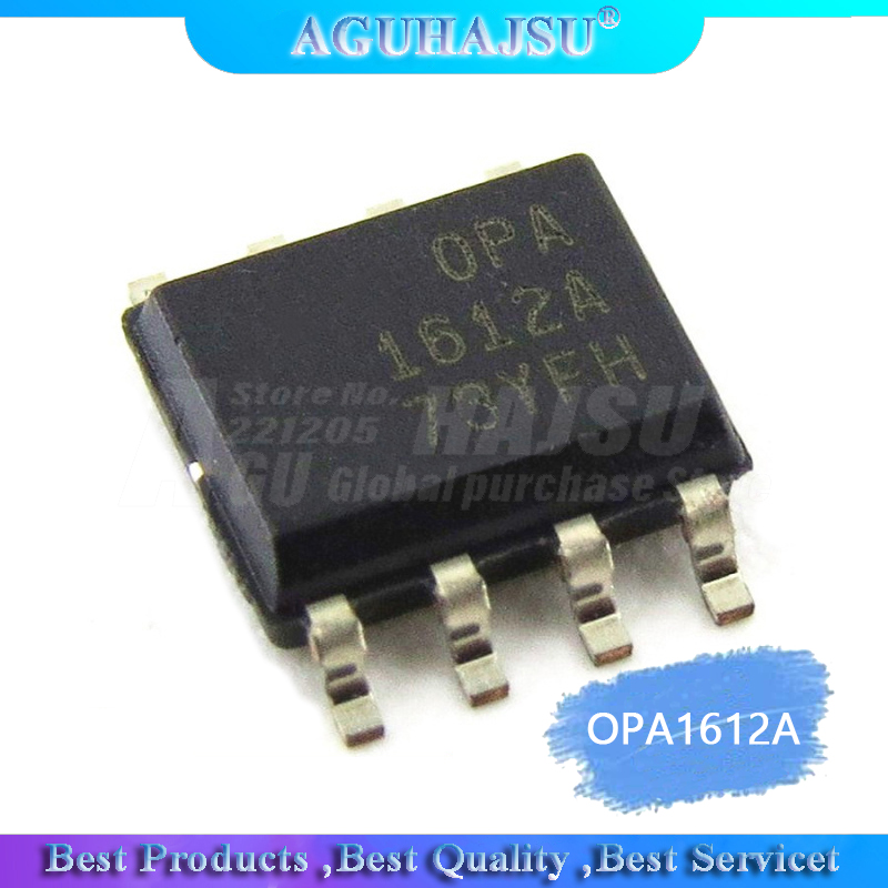 1PCS  OPA1612AIDR OPA1612A OPA1612 SOP8 Genuine Imported Chip Hot Genuine