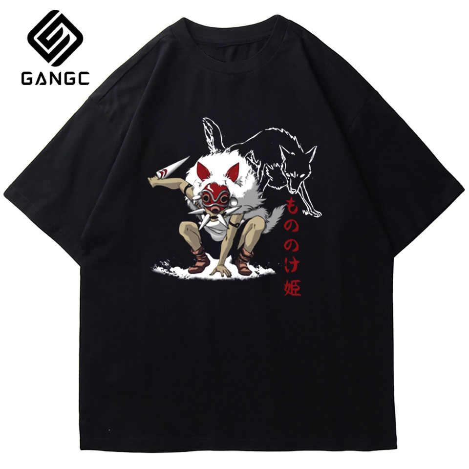 Totoro duch dala t koszula Studio Ghibli Femme japońska kreskówka Anime koszulka damska koszulka Hayao Miyazaki ubrania kobiet kawaii
