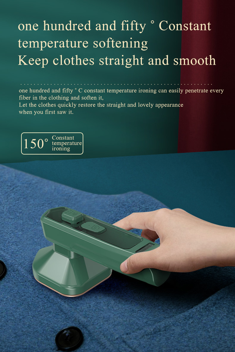 Professional Micro Steam Iron