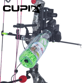 Hunting Archery Bow Fishing Spincast Reel Compound Bow Recurve Bow Shooting Tool 40m Rope