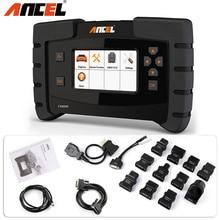 Ancel FX6000 ماسح ضوئي احترافي للسيارة ، أداة تشخيص النظام الكامل ، ABS ، SRS ، DPF ، إعادة ضبط الزيت ، تشفير ECU ، OBD2