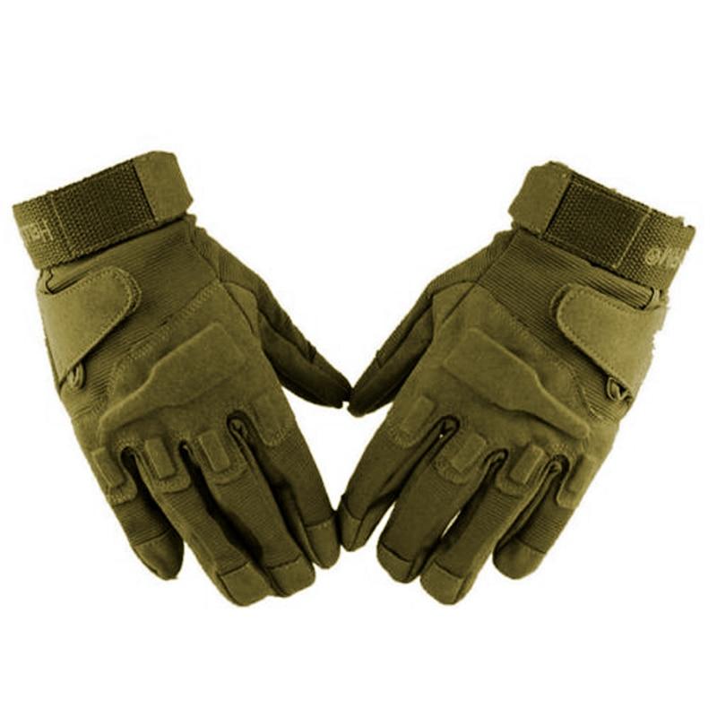 Full Finger Военные Рабочие Перчатки Спорт - Безопасность и защита - Фотография 2