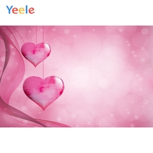 Yeele Wedding Ceremony Love Bokeh Flower Customized Photography Backdrops Personalized Photographic Backgrounds For Photo Studio