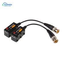 10 пар 1080p ahd/hd cvi/tvi/cvbs пассивный hd видео трансмиттер
