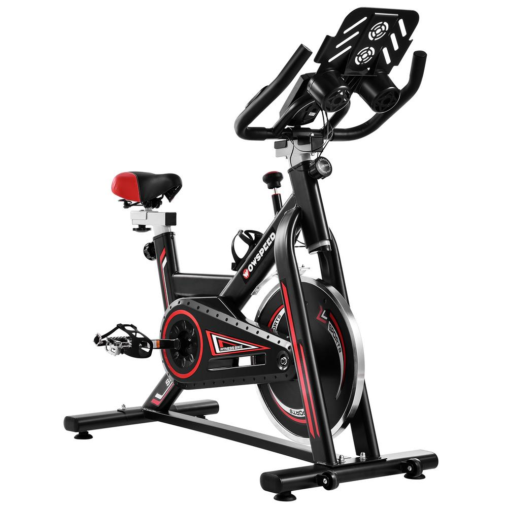 Permalink to 6KG Household Spinning Bike Ultra-quiet Indoor Bike Bicycle With LCD Monitor Gym Exercise Bike Fitness Equipment Free Shipping