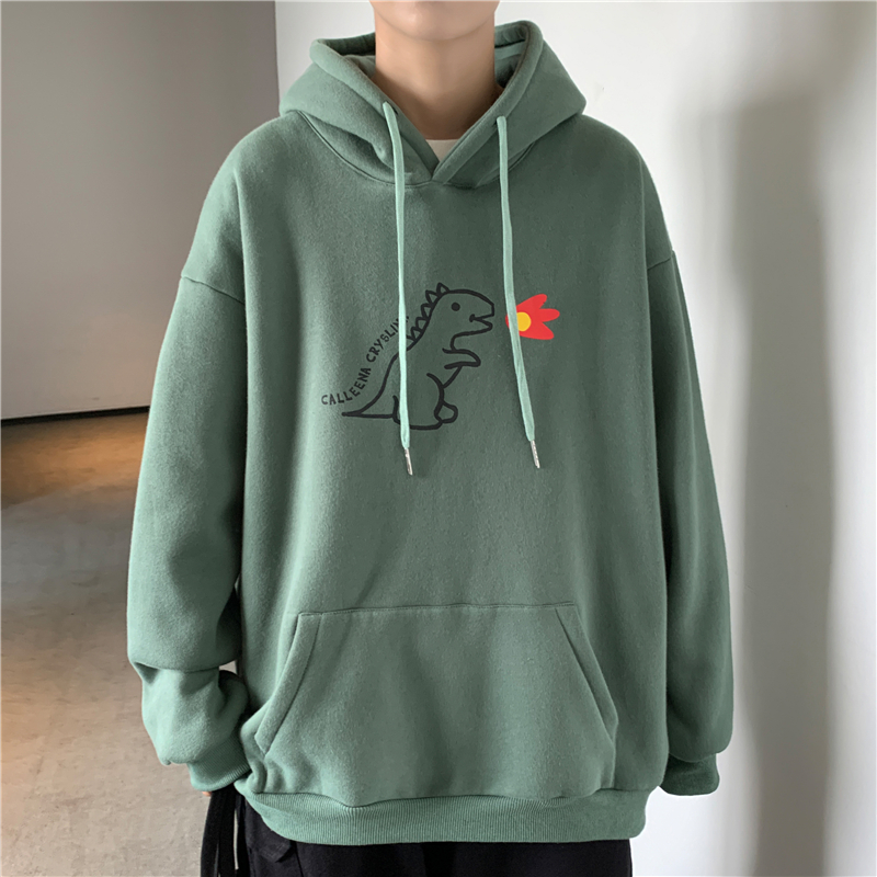 Men's Oversized Hooded Hoodie Harajuku Anime Hoodie Oversize for Men Black Man Hoody Xxxtentacion Men Sweatshirt 5