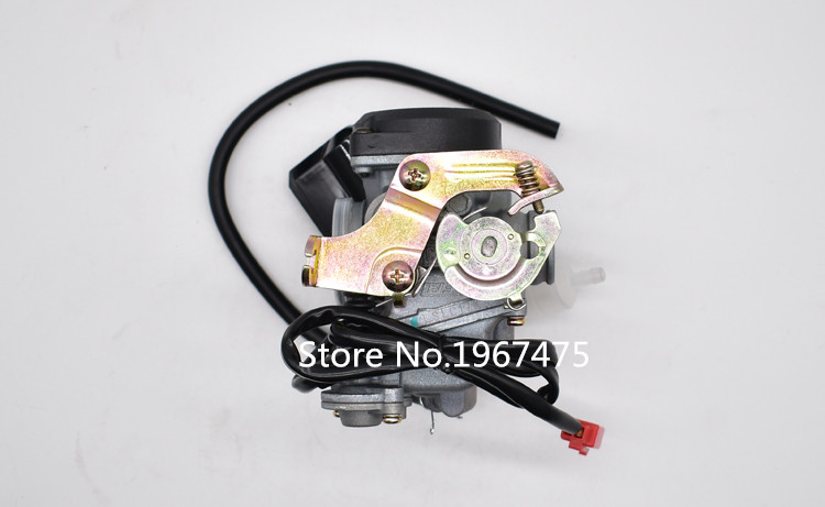 Suitable for KYMCO <font><b>GY6</b></font> <font><b>50cc</b></font> 60cc PD19J motorcycle beach car <font><b>carburetor</b></font> <font><b>GY6</b></font> 50 <font><b>GY6</b></font> 60Carburetor assembly image