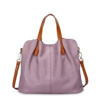 Bag sac main Female Women's Genuine Leather Bags Handbags Crossbody Bags Shoulder Bags Bolsa Feminina Tote Ladies Hand Bags