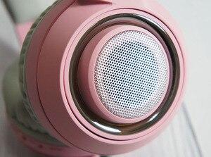 Image 2 - Игровые наушники 7,1, звуковая USB гарнитура с вибрацией, наушники с микрофоном для компьютера, игровой Кот, бренд Somic G951