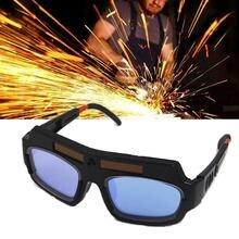 Солнечные сварочные очки с защитой от УФ-лучей, автоматические Фотоэлектрические очки, антибликовые очки, аппаратные средства, сварочные маски для глаз, инструменты