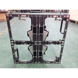 Image 2 - 500x500mm Die Casting Aluminum Cabinet, P3.91 P4.81 Empty Cabinet Indoor Outdoor Led Display Panel