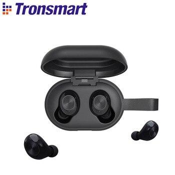 [Newest Version] Tronsmart Spunky Beat True Wireless Bluetooth Earphone QualcommChip Tech APTX Wireless Earbuds with CVC 8.0 1