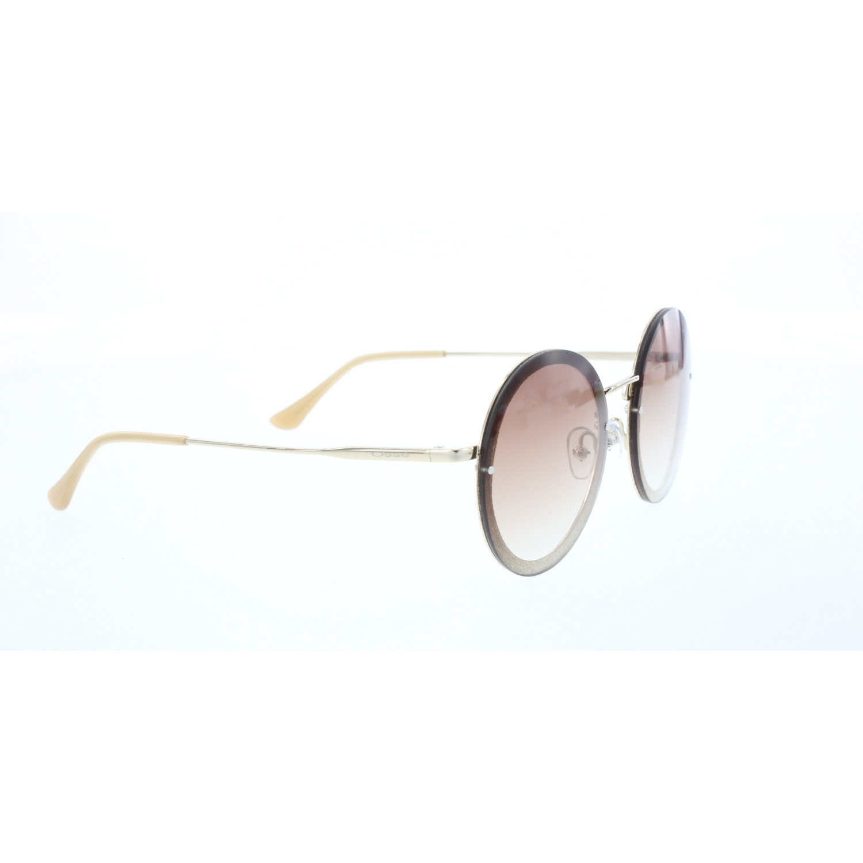 Women's sunglasses os 2942 01 metal gold organic round round 55-18-144 osse