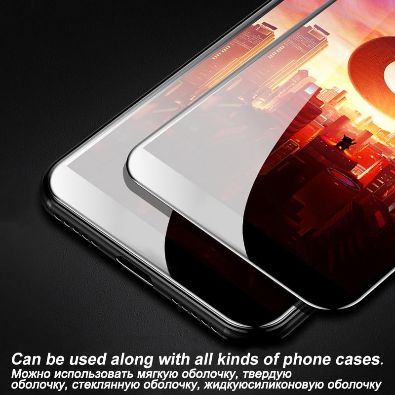 Image 3 - 6D на стекле для Xiaomi Redmi Note 7 6 Pro 5 4X протектор экрана Redmi 7A Note 7 5 6 Pro защита экрана закаленное защитное стекло для Xiaomi Mi 9 SE 8 A2 Lite A3 CC9 CC9E Mi 9 безопасность стекло 7A Redmi Note 7 5 Pro-in Защитные стёкла и плёнки from Мобильные телефоны и телекоммуникации