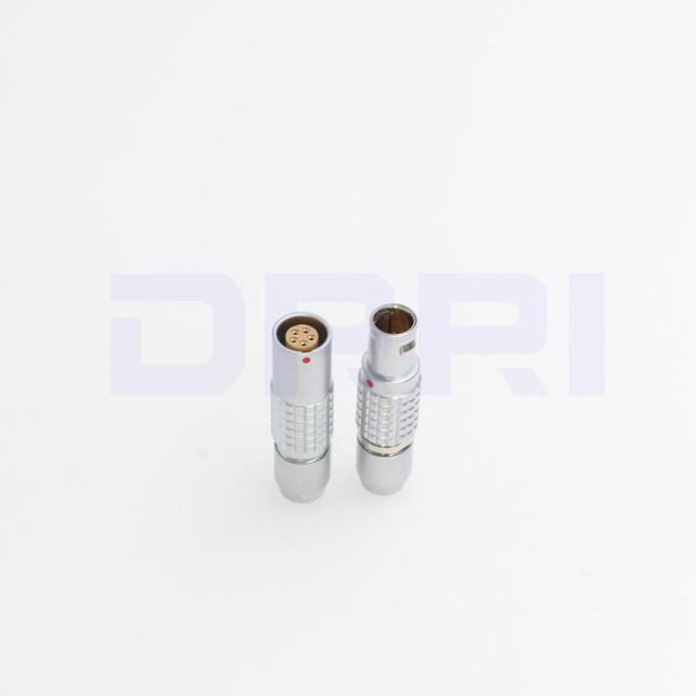0B PHG FGG 2 3 4 5 6 7 9 פין שכיבות למשוך מתכת מחבר ללא עיקול הקלה
