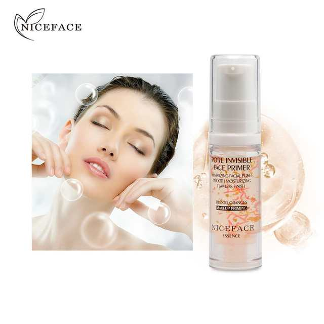 Online Shop Makeup Blood Orange Elixir Essence Oil Control Face