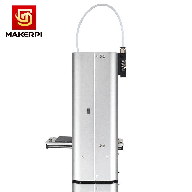 3D Drucker MakerPi K5 mit Touch Screen Smart Nivellierung, mit druckbare 3D Modelle Druck größe 200*200*300mm