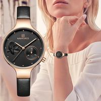 Applicable To Lingxiang Ladies Fashion Watch Waterproof Quartz Calendar Alloy Shell Belt Watch With Button Battery For Gift