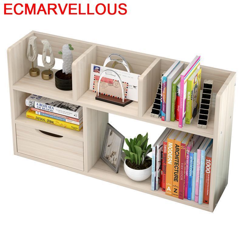 Decoracion Mueble De Cocina Librero Oficina Decor Meuble Rangement Mobili Per La Casa Decoration Book Rack Retro Bookshelf Case