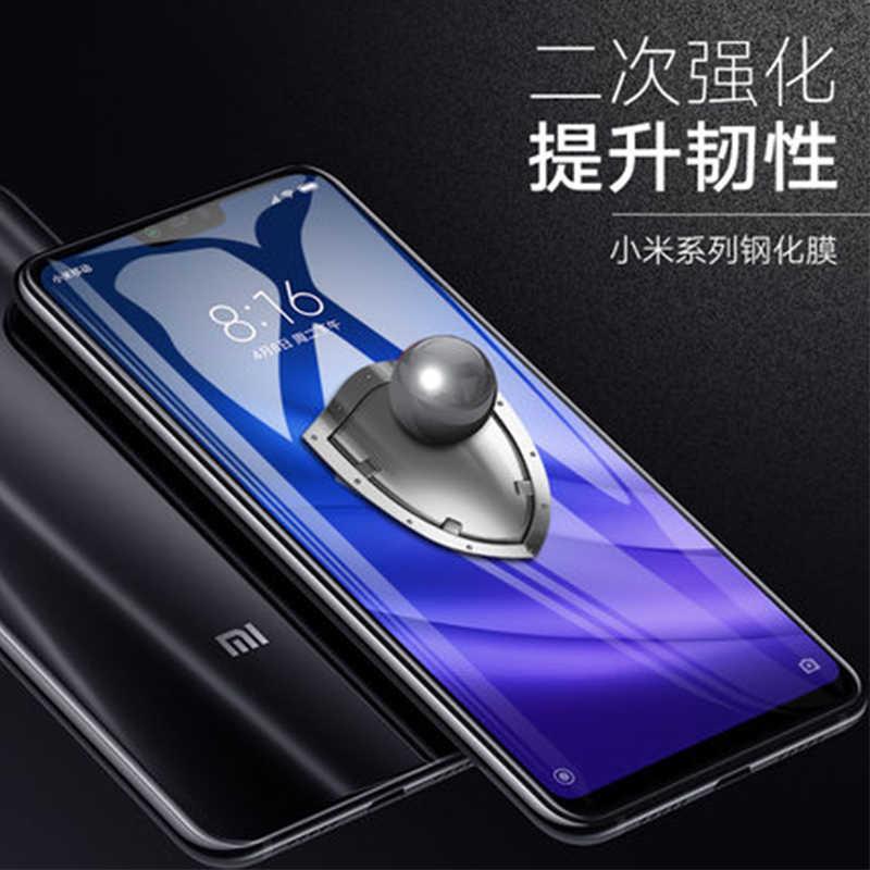 Nouveaux protecteurs d'écran de mode pour Xiao mi rouge mi Note 7/7Pro protecteur d'écran en verre trempé pour Xiao mi mi X 3/Play mi 8/8SE