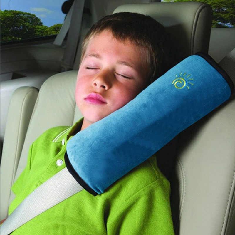 1 PC Sabuk Pengaman Bantalan Bayi Mobil Auto Safety Harness Bahu Pad Cover Anak Perlindungan Penutup Dukungan Bantal Mobil Bantal
