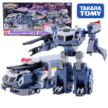 TAKARA TOMY Action Figure Speed Rescue Children Gifts Doll Toys Transformation TOMICA Rescue Deformation Transport Vehicle Toy tomica бежевый