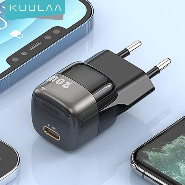 Зарядное устройство KUULAA Super Si 1