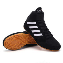 Wrestling-Shoes Fighting-Boots Sport-Sneakers Professional Men for Women Kids Comfortable