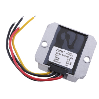 DC / DC Converter Regulator Reducer Step Waterproof Transformer Volt Module|Car Inverters| |  -