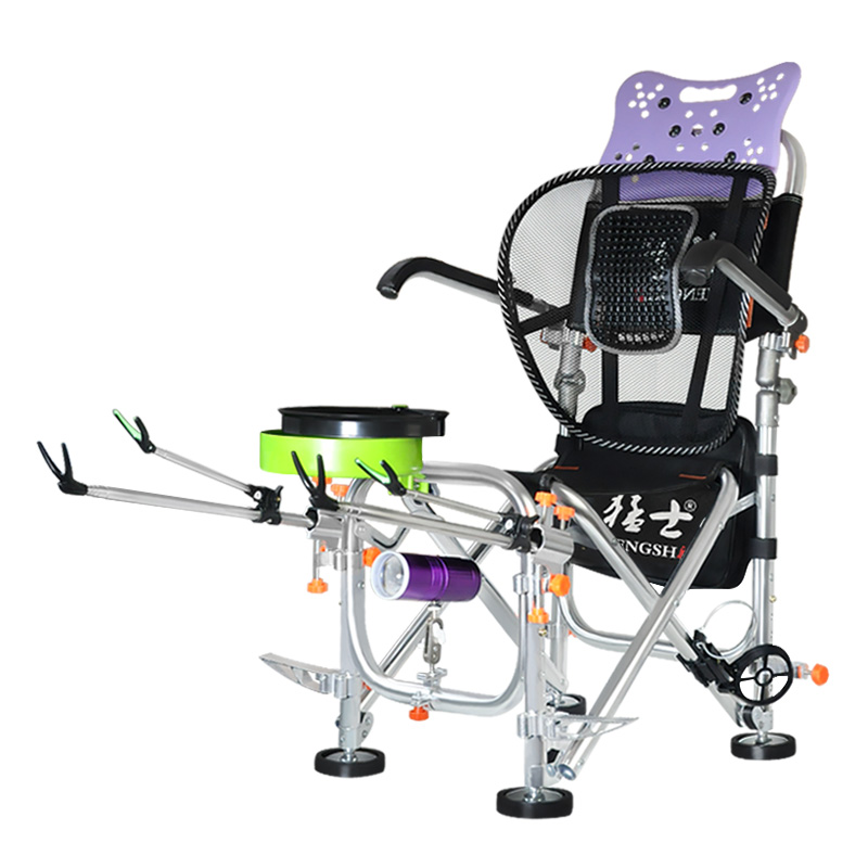 Fishing Chair, Fishing Chair, Foldable Portable Multi-functional Table, Fishing Chair, Fishing Gear, Fishing Chair And Stoo