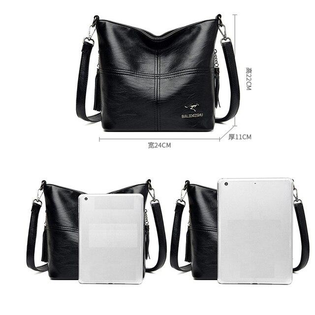 Velho tang tendência senhoras sacos de ombro para as mulheres 2020 novas bolsas de luxo grande capacidade couro mulher crossbody saco 2