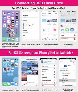Image 5 - Đầu Đọc Thẻ OTG Đến Camera Adapter 3.0 Dùng Cho Cáp Lightning USB Chuyển Đổi Piano Điện Midi Bàn Phím Cho Iphone 7 8 IOS 13 iPad