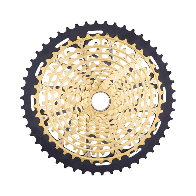 ZTTO Mountain Bicycle 12 Speed 9-50T Bicycle Cassette 12S XD Full steel 9T 12 Speed Mtb Bike Freewheel Sprocket Bicycle parts