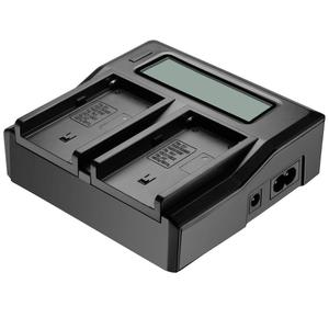 Image 5 - Аккумулятор с ЖК дисплеем и сверхбыстрой зарядкой для SONY F930 F950 F770 F570 CCD, 7800 мАч