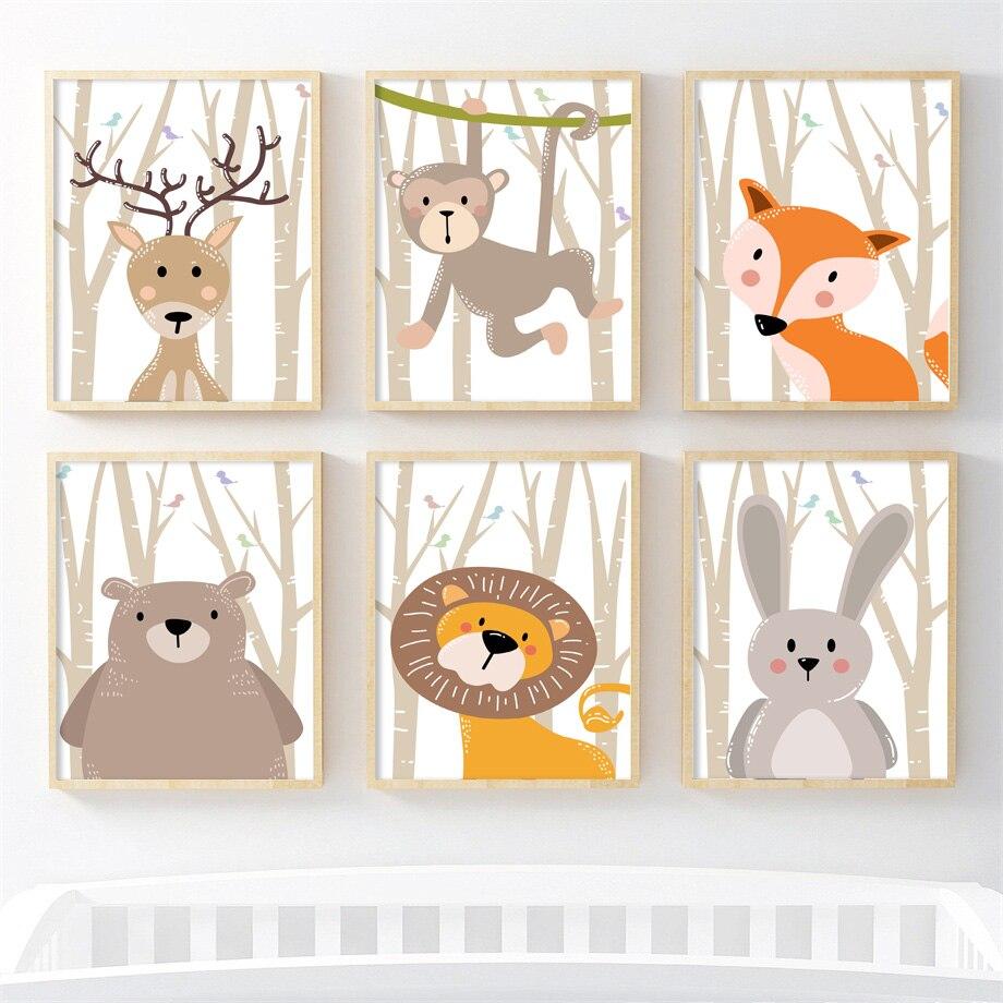 "2354800 18.5/"" Laying Black Bear Fox Deer Owl Rabbit Christmas Woodland Friends"