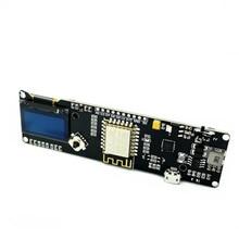 ESP8266 ل نوديمكو مع 0.96 OLED تمديد درجة الحرارة والرطوبة مجلس التنمية محطة الطقس واي فاي