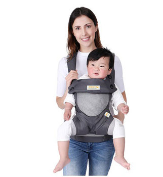 Omni 360 Baby Carrier 0-30 Months Breathable Front Facing Infant Comfortable Sling Backpack Pouch Wrap Baby Kangaroo New carrier 26