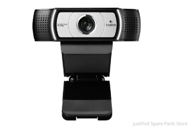 Logitech C930c C930e HD Smart 1080P Webcam with Cover for Computer Zeiss Lens USB Video camera 4 Time Digital Zoom Web cam 5